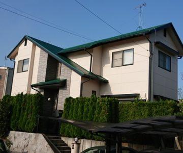 外壁・屋根塗装改修工事